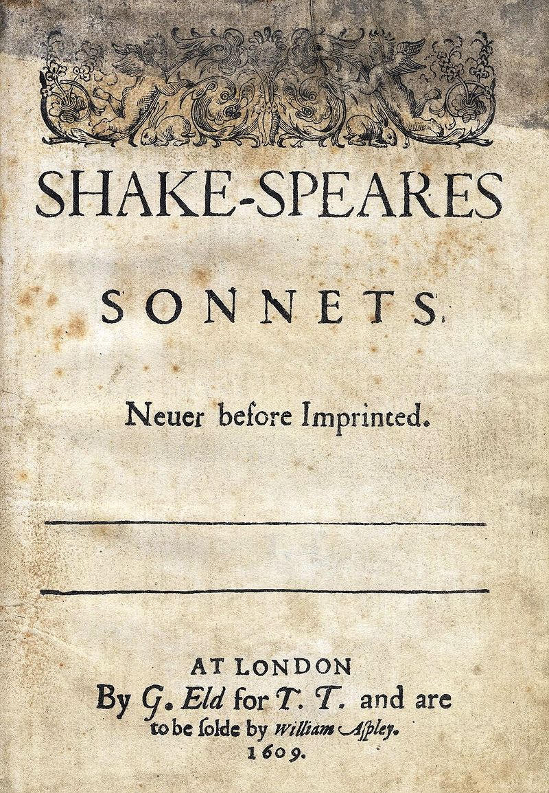 an analysis of the great author william shakespeare All of william shakespeare poems william shakespeare poetry collection from famous poets and poems.