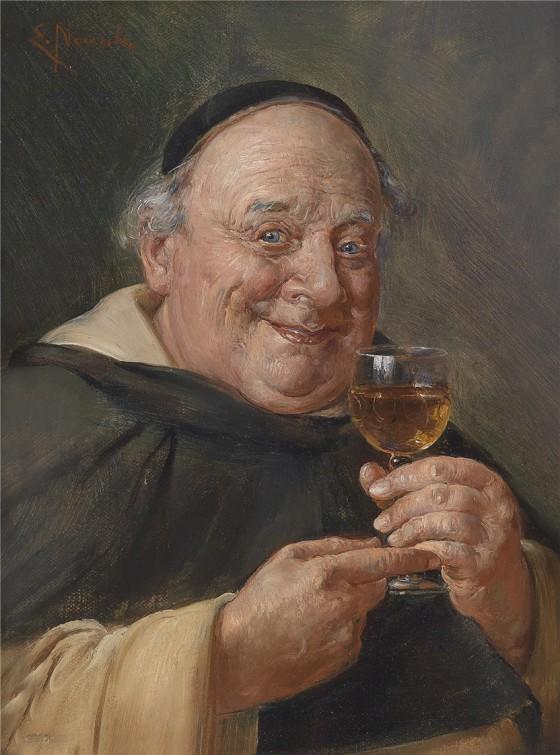 монах - бенедиктинец Пьер Периньон