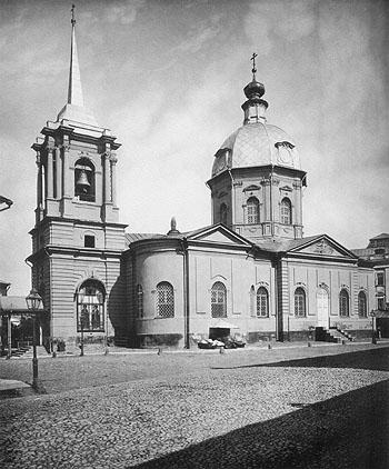 храм в честь благоверных князей Бориса и Глеба