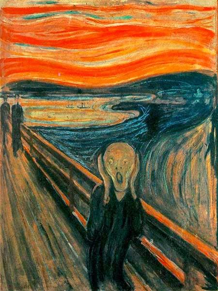 Крик (картина Мунка)