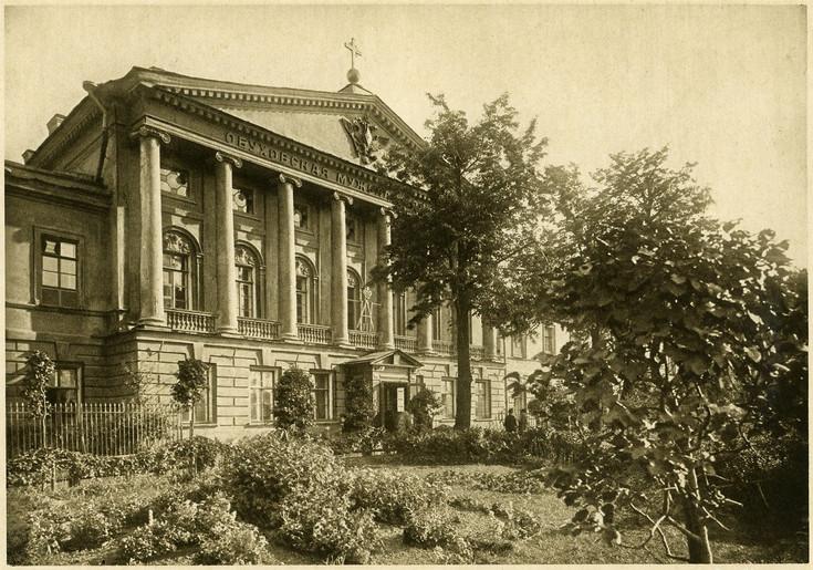 Обуховская больница