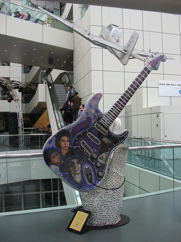 Музей и Зал славы рок-н-ролла
