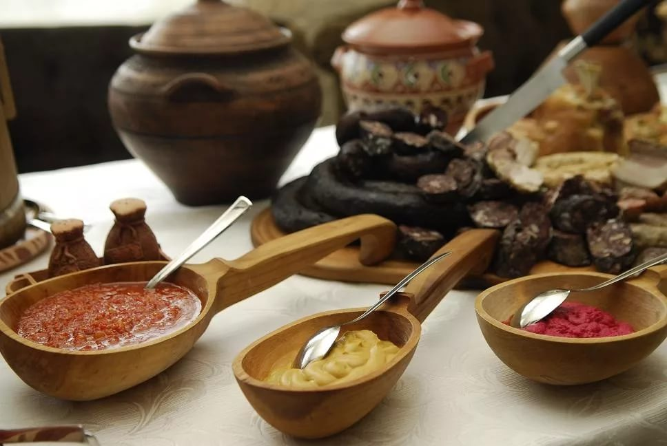 деревянная посуда