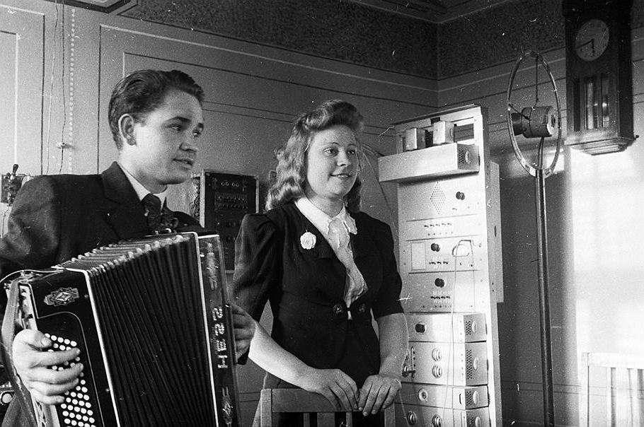 17 сентября 1922 года в Москве состоялся первый радиоконцерт.