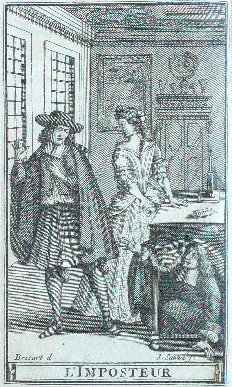 a satire of religious figures in tartuffe a play by moliere Cleante's explanation here is a crucial guide to moliere's real point about religion in the play: we believe of people analysis of tartuffe by moliere.