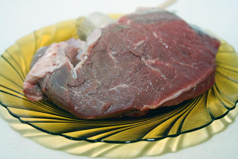 мясо для лагмана