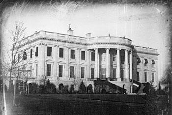 Белый дом, 1846 год