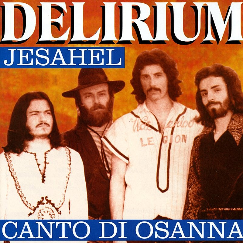 34c Delirium - Jesahel