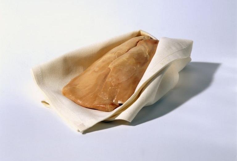 сырая фуагра