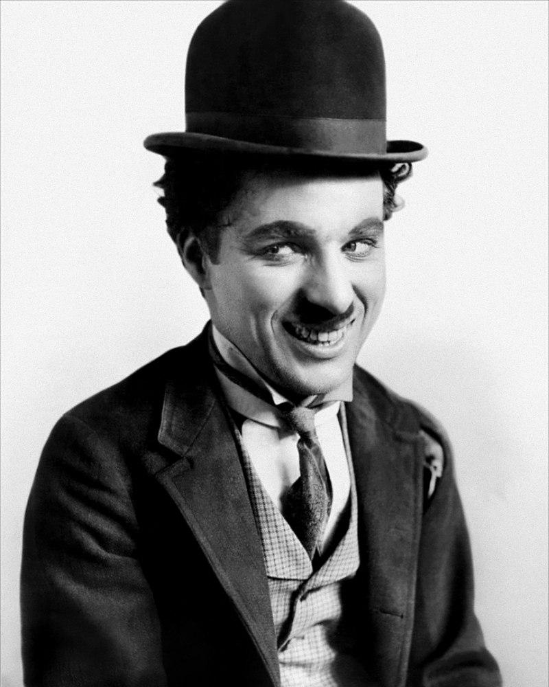 Чарли чаплин работает на конвейере фильм фольксваген транспортер объем кузова куб м