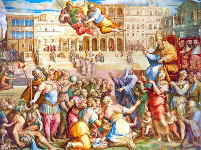 папа римский Григорий XI