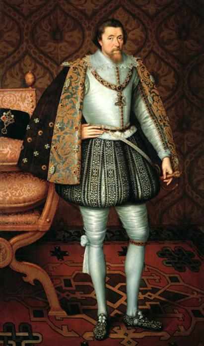Яков I Английский (James, латинское имя - Iacobus)