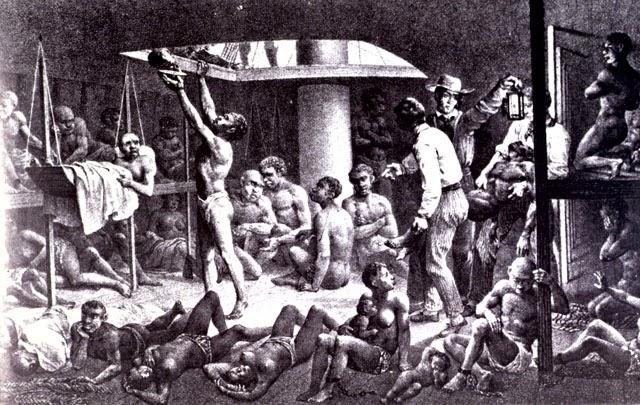 Африканские рабы