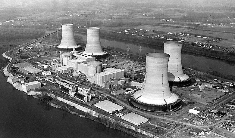 авария на АЭС Три-Майл-Айленд, США