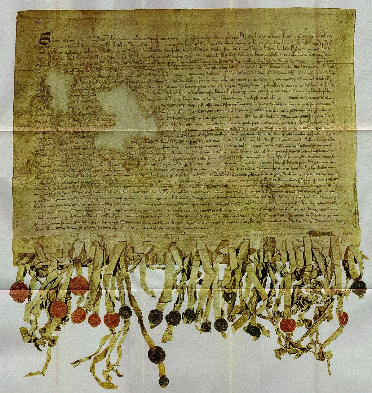 Арбротская декларация