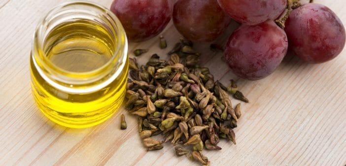huile depepins de raisin