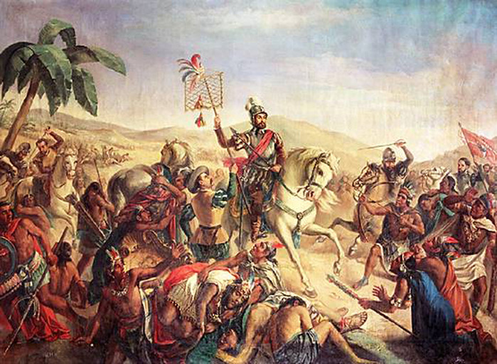 the aztec account of the conquest of mexico essay Related documents: the broken spears: the aztec account of the conquest of mexico essays aztec and empire raised-field agriculture essay and tells us about how they lived and what they did 2.