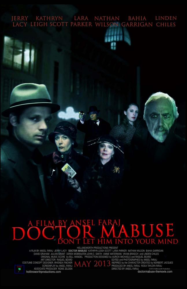 Доктор Мабузе