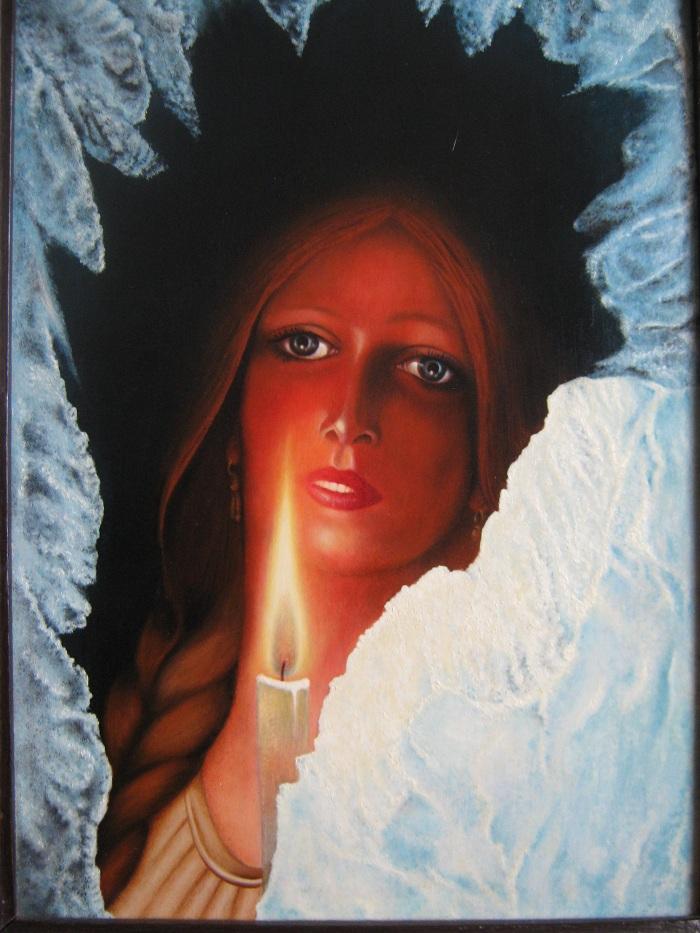 Картины художника константина васильева фото