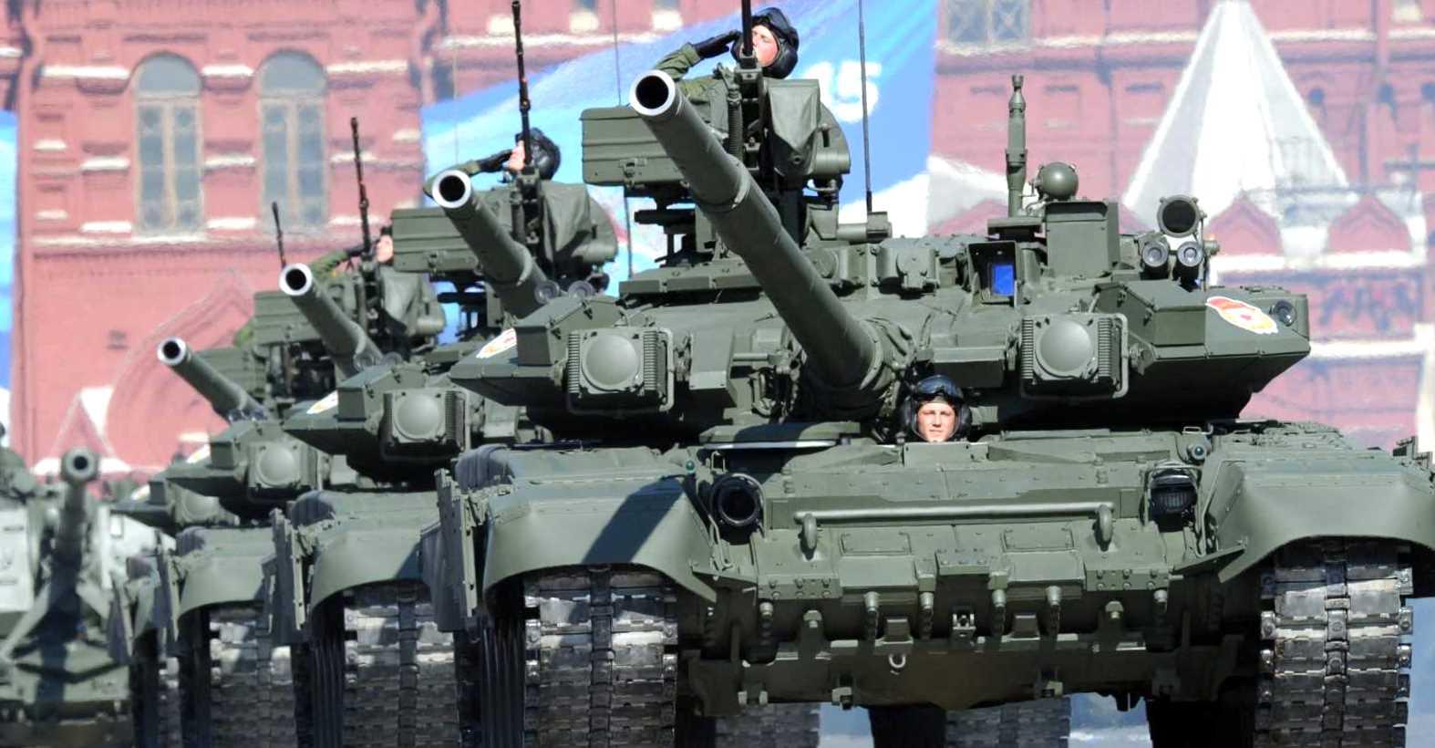 песни танкистов