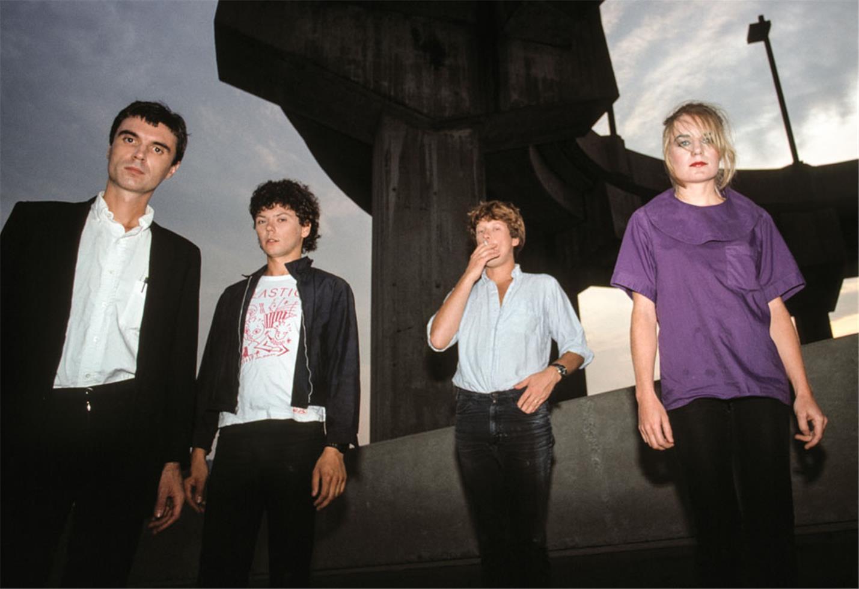 talking heads 1980