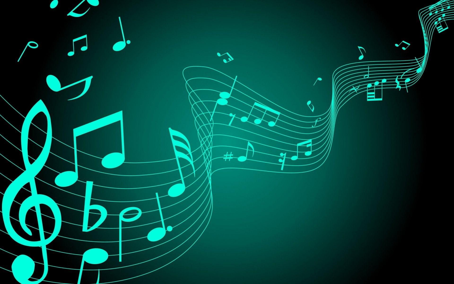 можно картинки с тематикой музыки иллюминацией