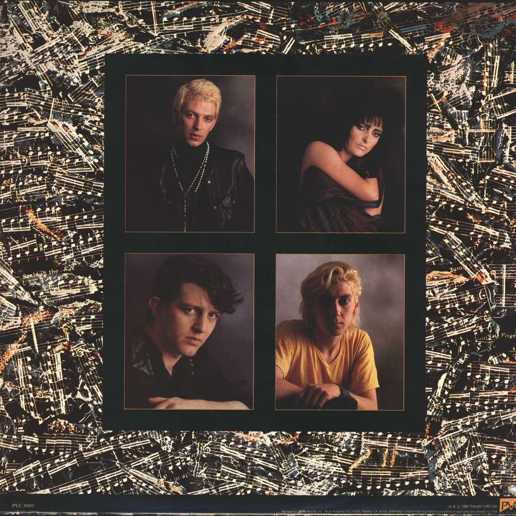 Siouxsie And The Banshees-Juju inner