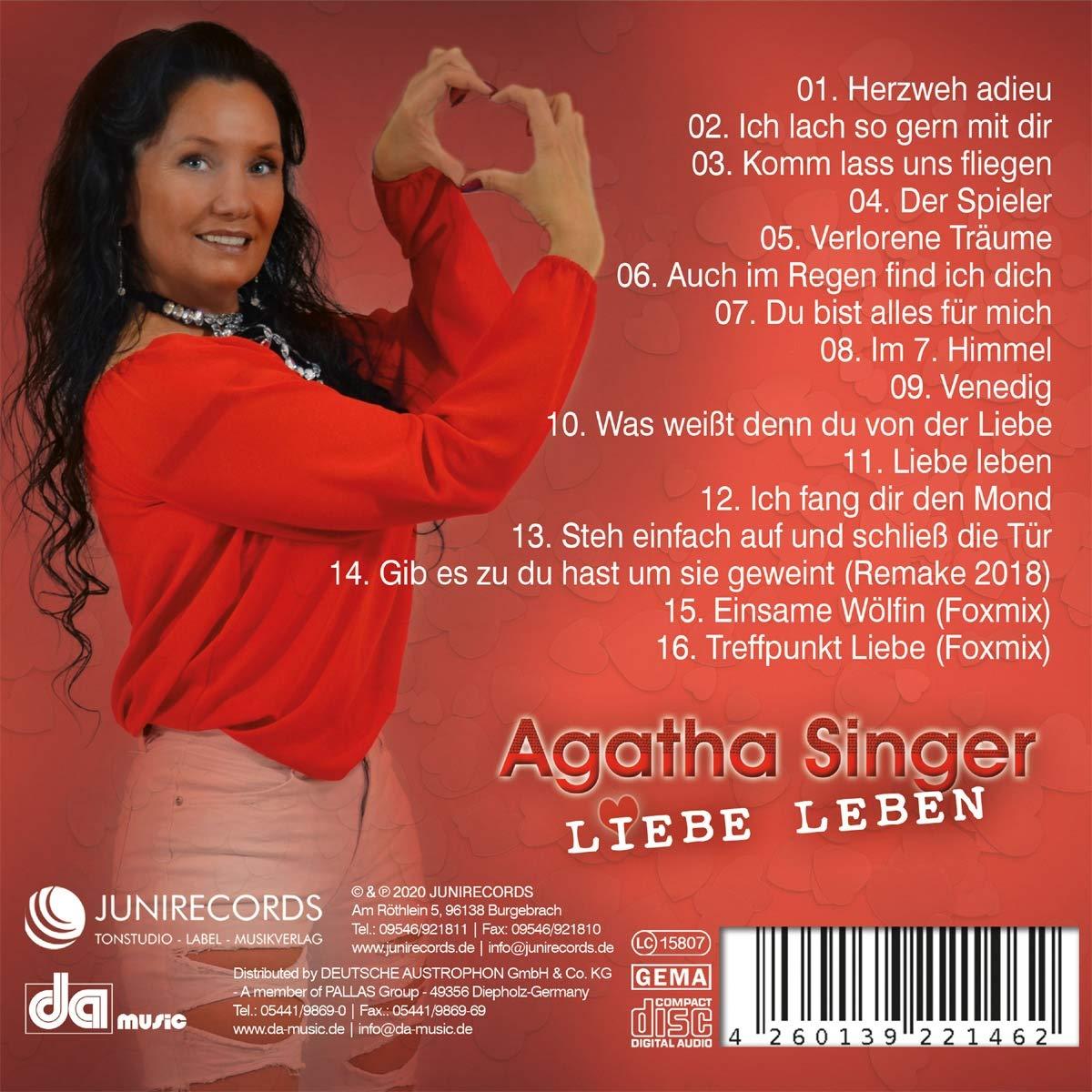 Agatha Singer - Liebe Leben (2020)