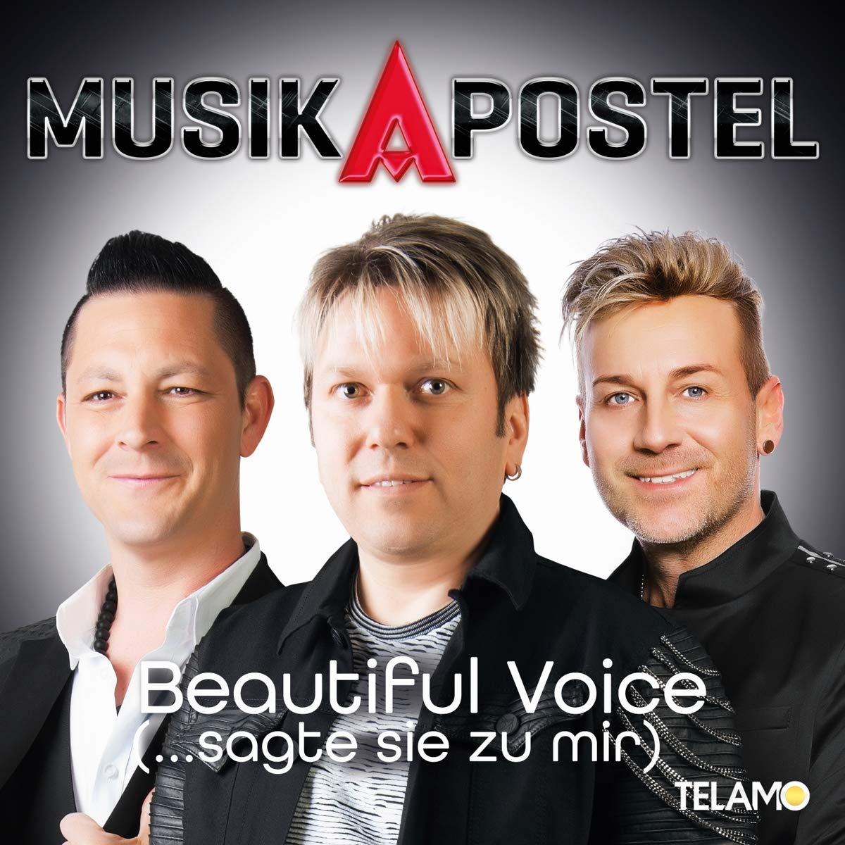 MusikApostel - Beautiful Voice (...sagte sie zu mir) (2020)