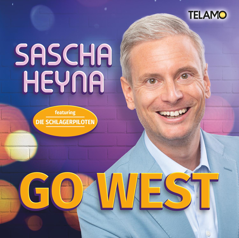Sascha Heyna - Go West (feat. Die Schlagerpiloten) (2020)