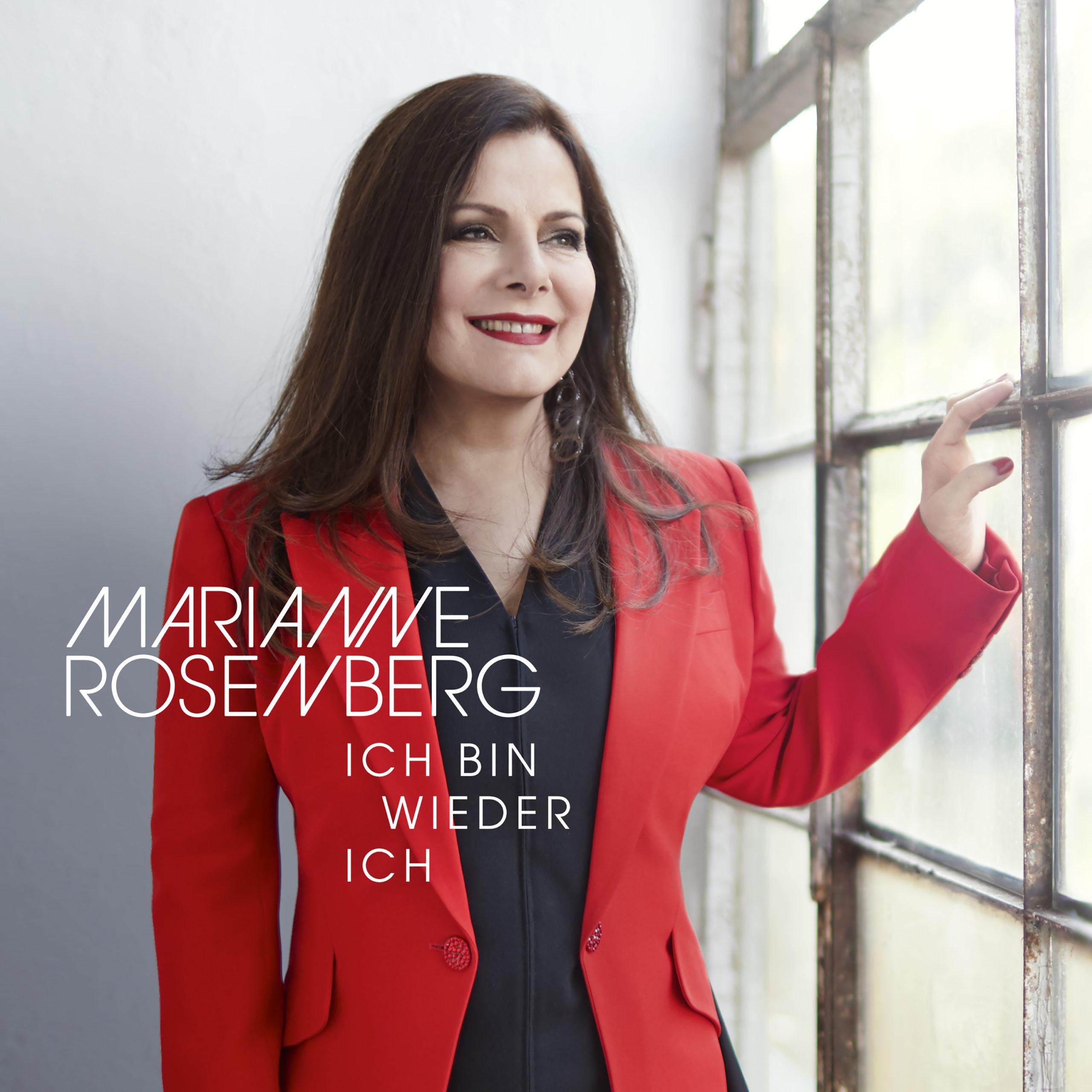 Marianne Rosenberg - Ich bin wieder ich (2020) Cover