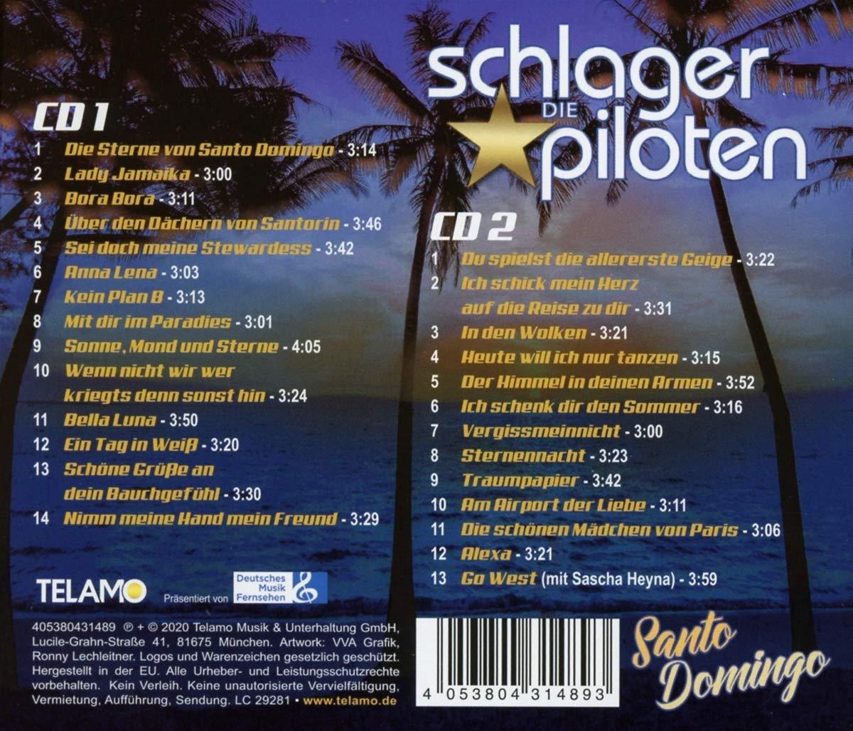 Die Schlagerpiloten - Santo Domingo (Deluxe Edition) (2020)