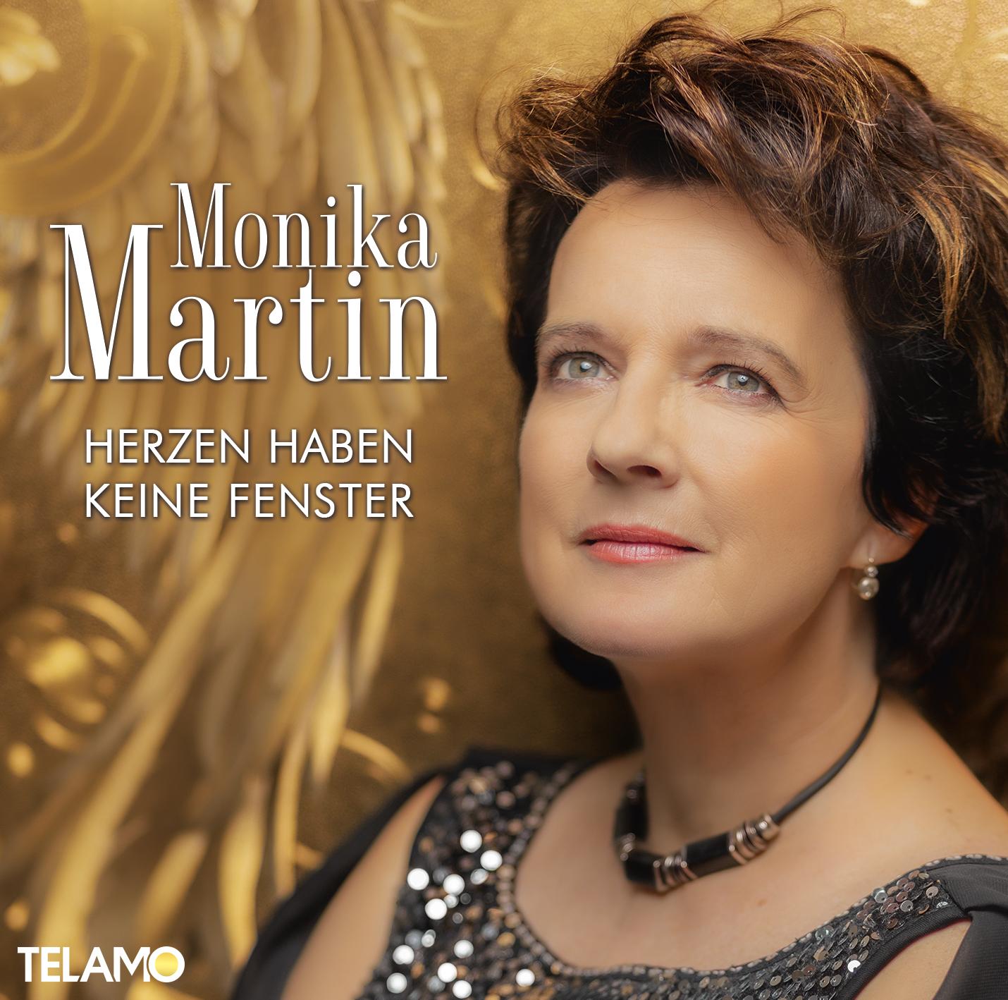 Monika Martin - Herzen haben keine Fenster (2020)