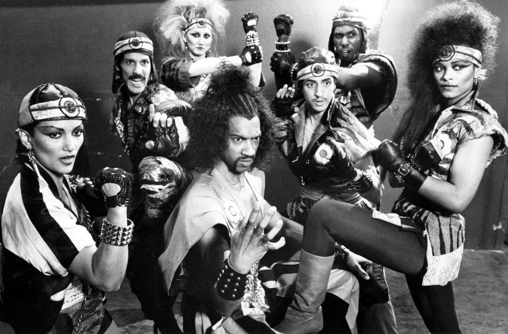 Juluka's Zulu-Western pop crossover music