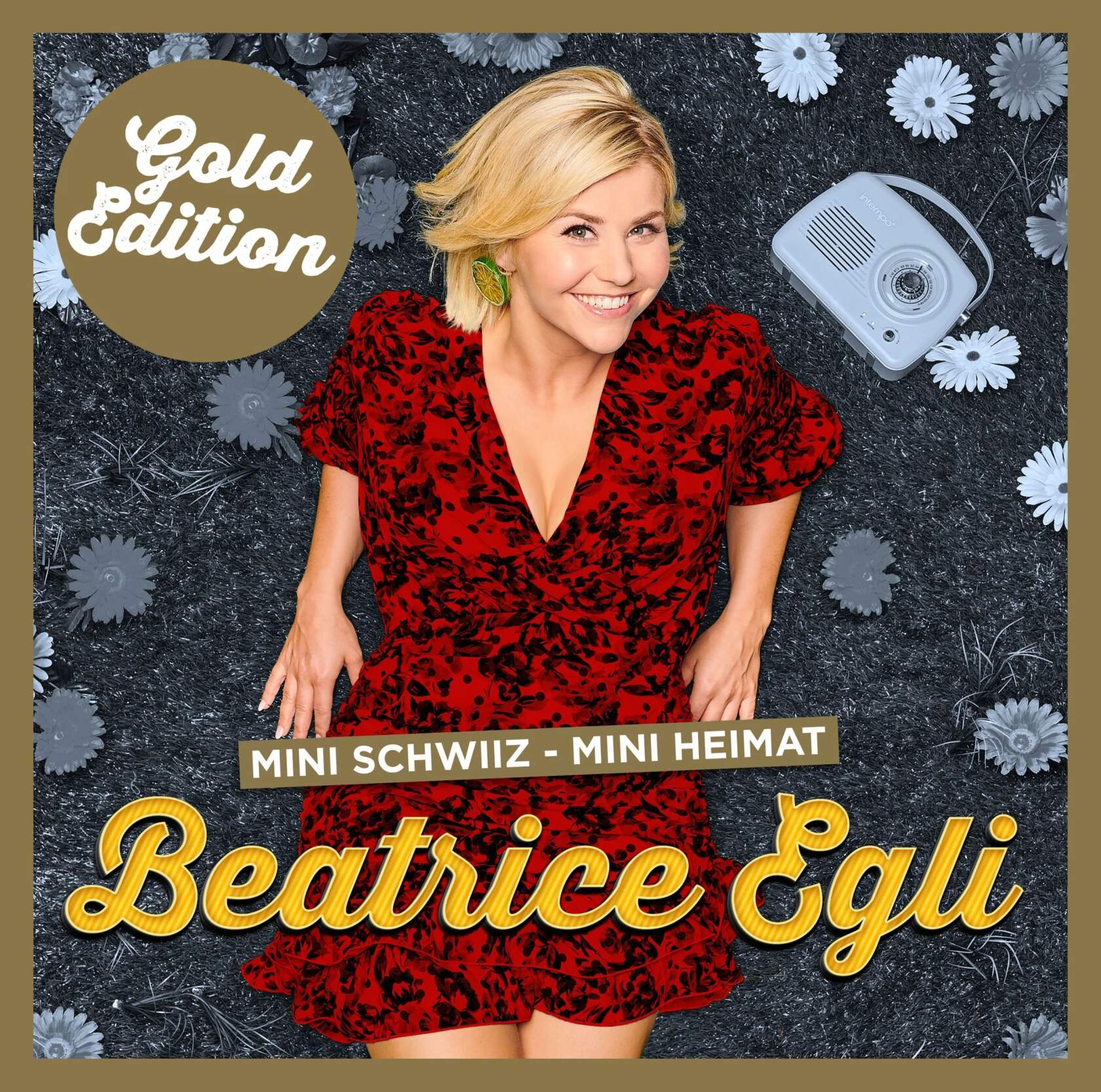 Beatrice Egli - Mini Schwiiz - mini Heimat (Gold Edition) (2021)
