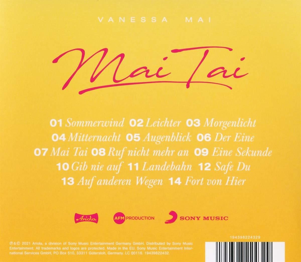 Vanessa Mai - Mai Tai (2021)