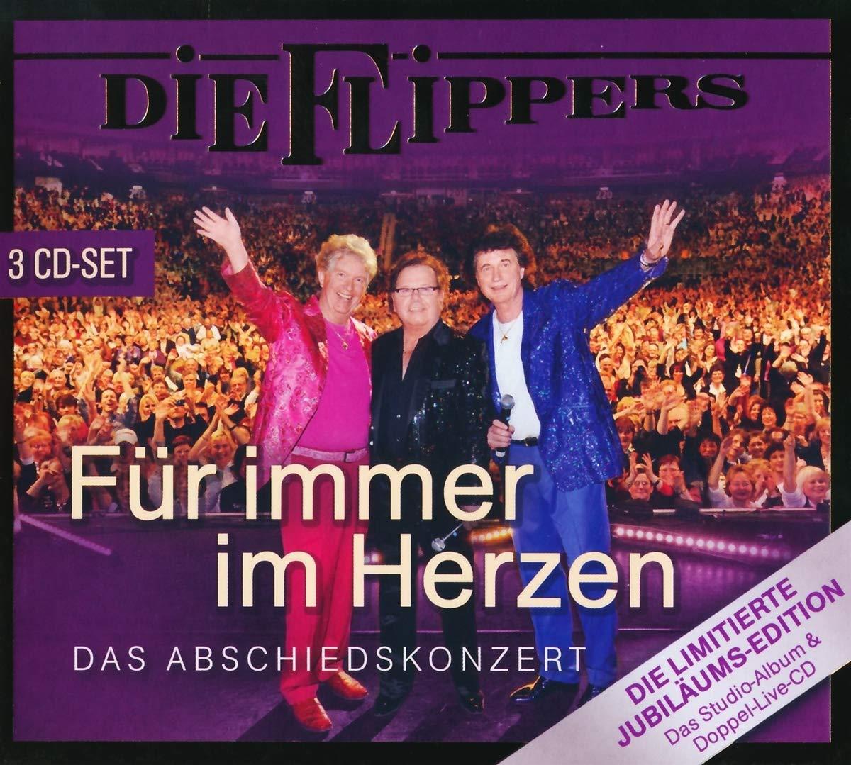 Die Flippers - Für immer im Herzen - Das Abschiedskonzert (2021)