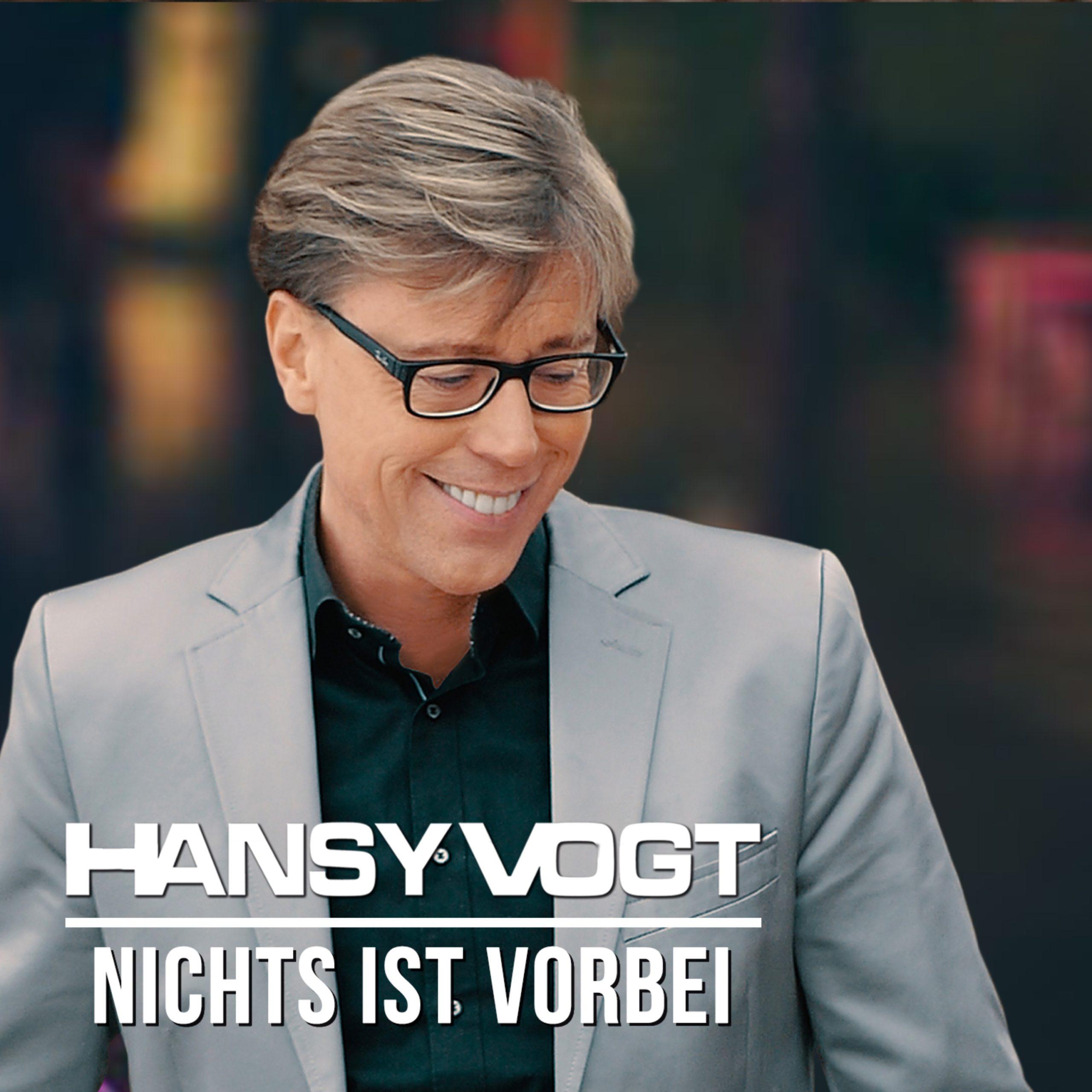 Hansy Vogt - Nicht ist vorbei (2021)
