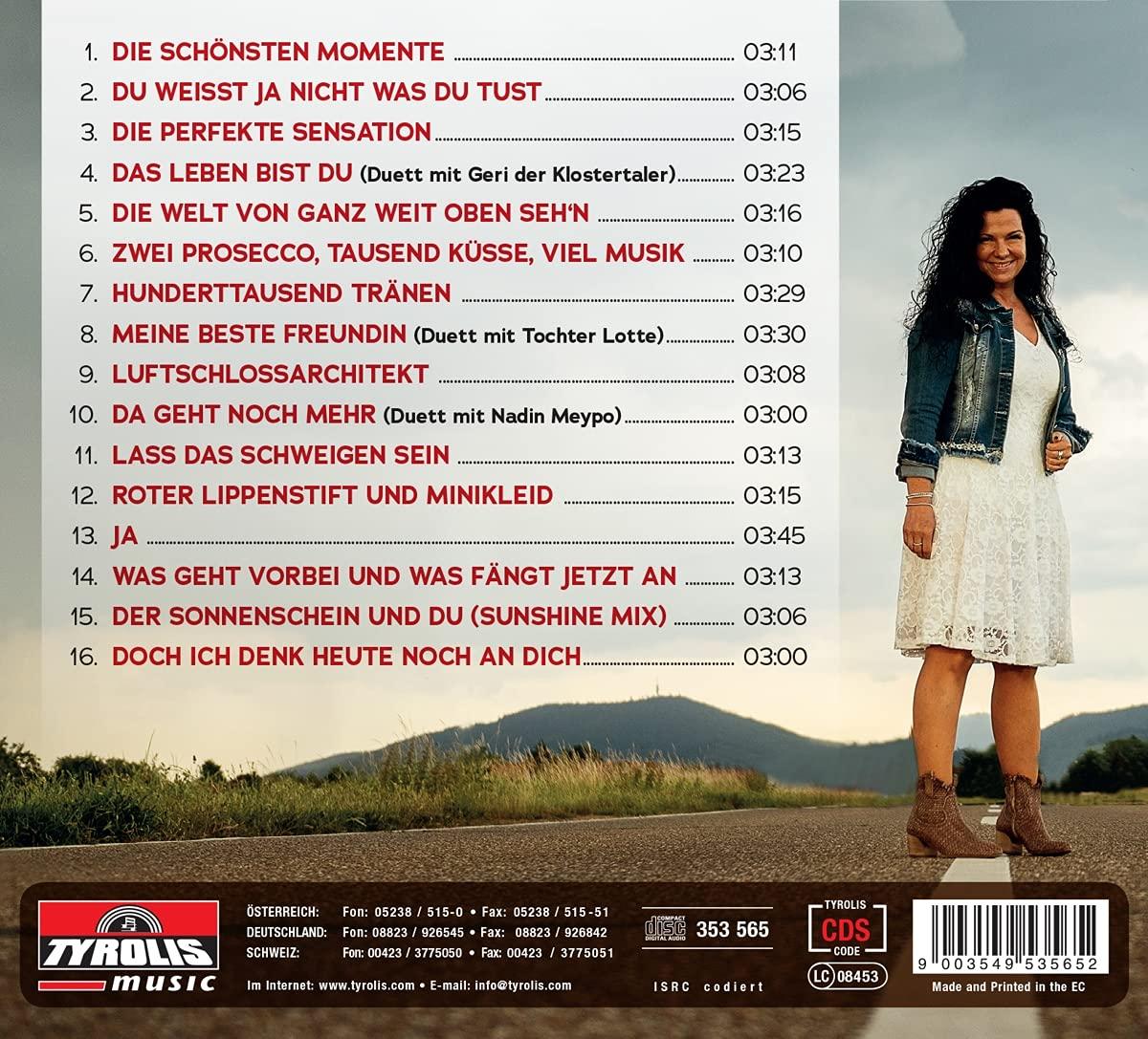 Daniela Martinez - Die perfekte Sensation (2021)