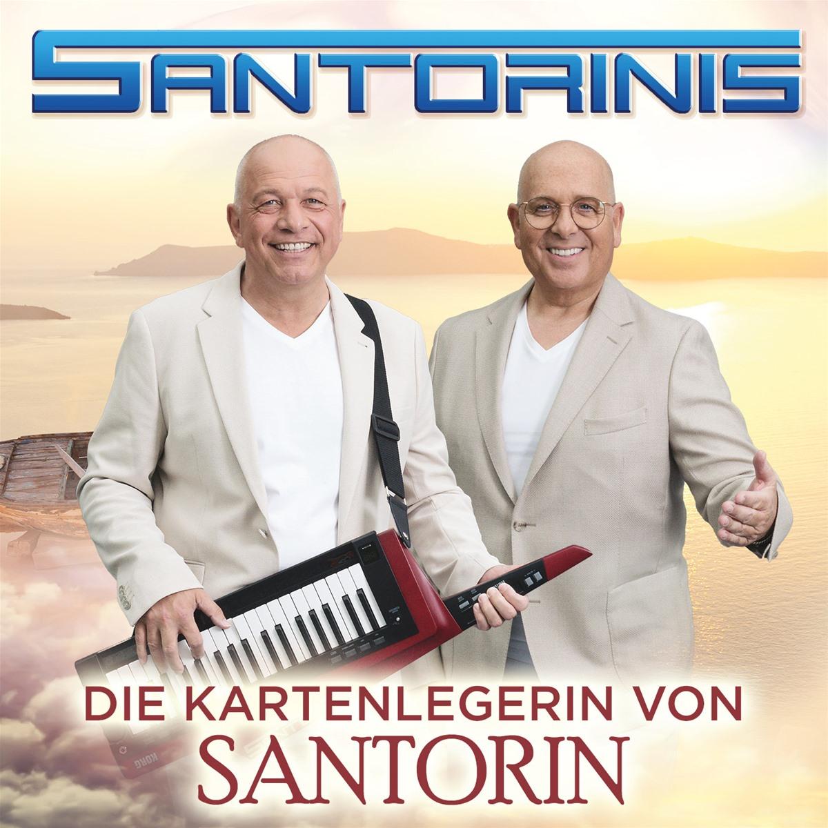 Santorinis - Die Kartenlegerin von Santorin (2021)