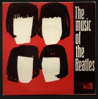 Leo Chauliac and his Orchestra - The Music of The Beatles EP GALA SPK 775 front.jpg