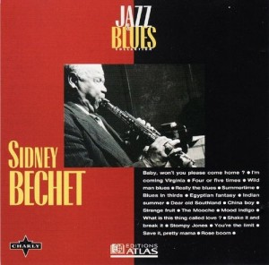 Sydney Bechet - Jazz & Blues Collection (1995) .jpg