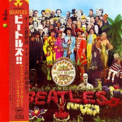The Beatles - Sgt. Pepper´s Lonely Hearts Club Band - Front.jpg