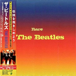 The Beatles - Rare (Japan) - Front.jpg