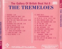 The Gallery Of British Beat Vol.6 The Tremeloes