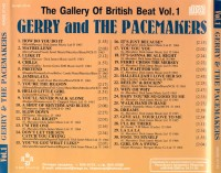 Gerry And The Pacemakers - Gallery Of British Beat Vol.1