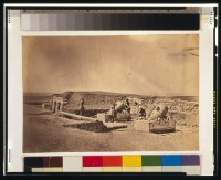 mortar-batteries-in-front-of-picquet-house-light-division
