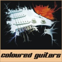 coloured-guitars