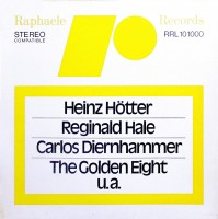 front-1972-raphaele-records---heinz-hötter,-reginald-hale,-carlos-diernhammer,-the-golden-eight,-u.a.-germany
