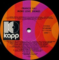 side-1-1971---francis-lai---more-love-themes